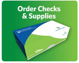 Order Checks and Supplies